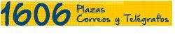 1606 Plazas Correos y Telégrafos